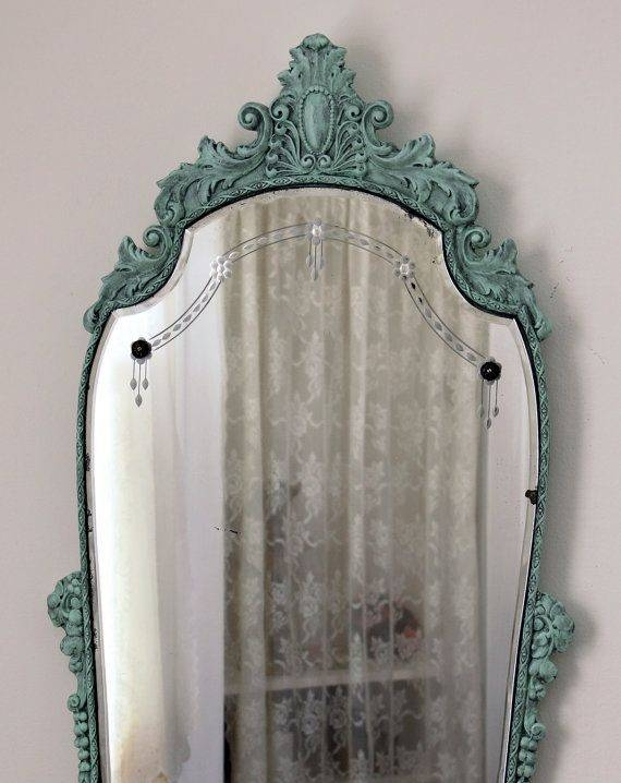 118 Best Wildmountainstudio Images On Pinterest | Vintage Wall For Grey Vintage Mirrors (#2 of 20)