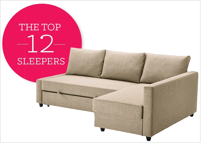12 Affordable And Chic Sleeper Sofas For Small Living Spaces Inside Mini Sofa Sleepers (#1 of 15)