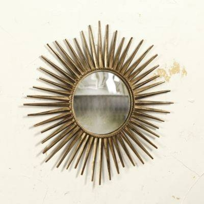 12 Best Sunburst Mirrors In 2017 – Decorative Small And Large Within Large Sunburst Mirrors (#3 of 20)