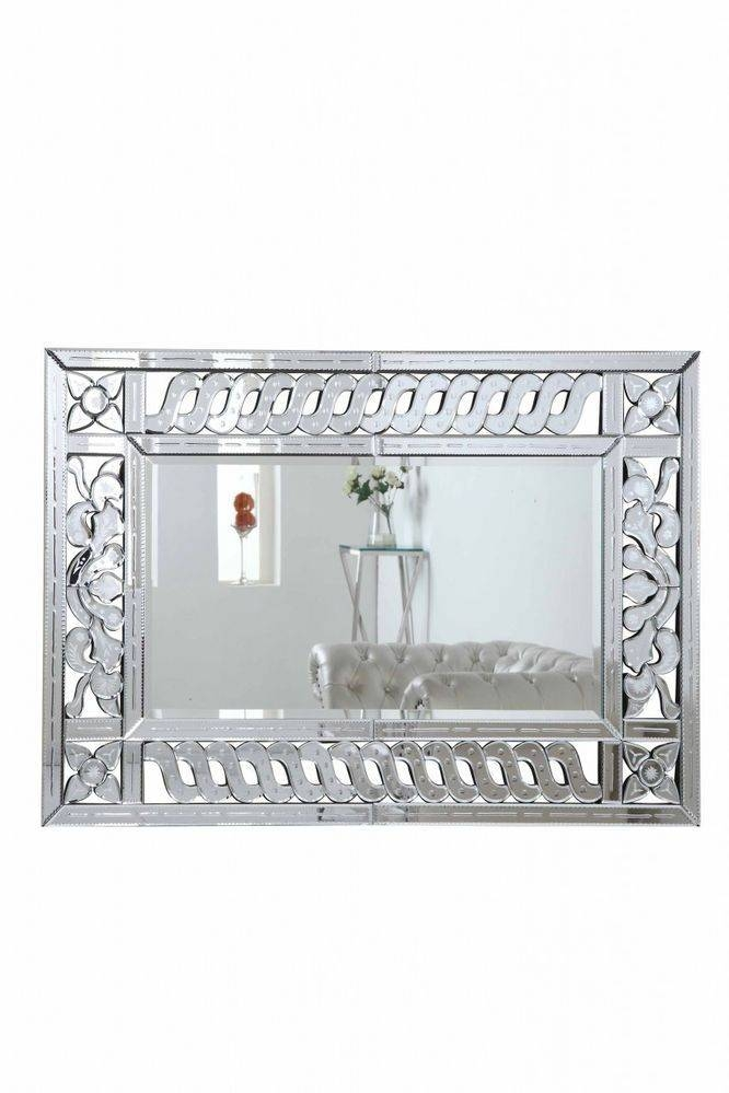 121 Best Mirrors Images On Pinterest | Wall Mirrors, Mirror Mirror Pertaining To Venetian Tray Mirrors (#3 of 20)