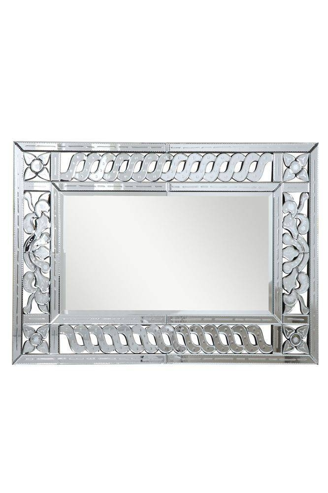 121 Best Mirrors Images On Pinterest | Wall Mirrors, Mirror Mirror Pertaining To Venetian Tray Mirrors (#2 of 20)