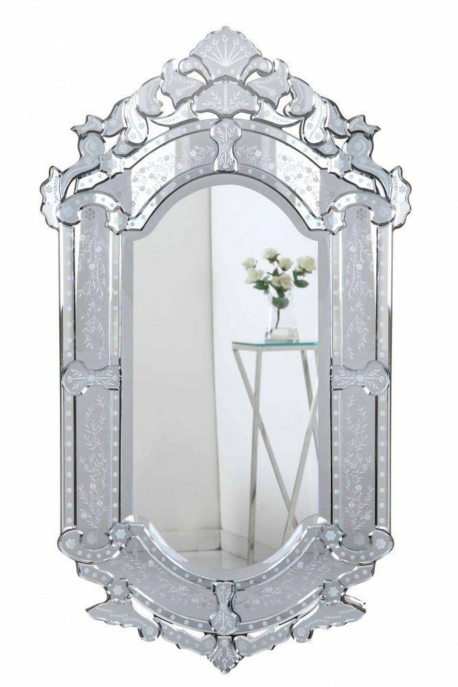 121 Best Mirrors Images On Pinterest | Wall Mirrors, Mirror Mirror Within Black Venetian Mirrors (#1 of 30)