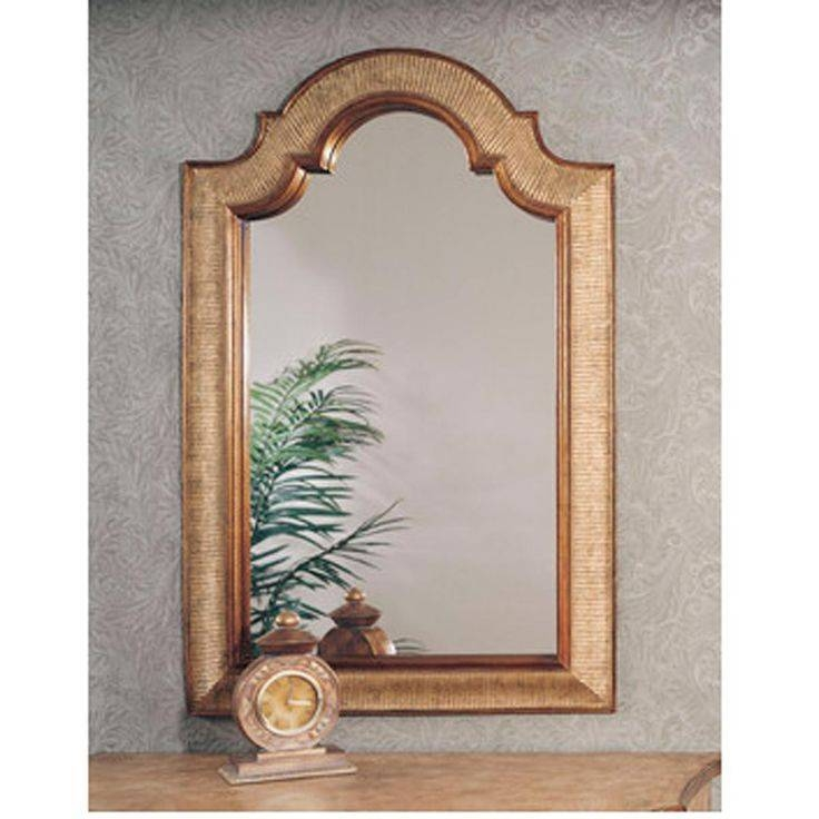 121 Best Mirrors Images On Pinterest | Wall Mirrors, Mirror Mirror Within Gold Arch Mirrors (#1 of 20)