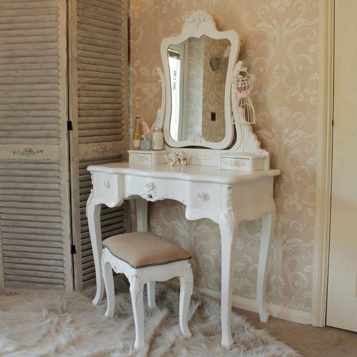 122 Best Dressing Table Styling Images On Pinterest | Vanity With French Style Dressing Table Mirrors (#1 of 20)
