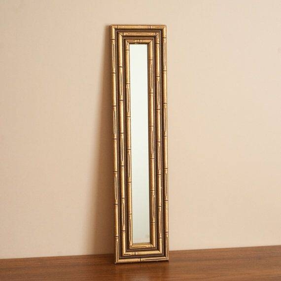 123 Best Clyde Home On Etsy Images On Pinterest | Hollywood For Long Thin Mirrors (View 13 of 30)