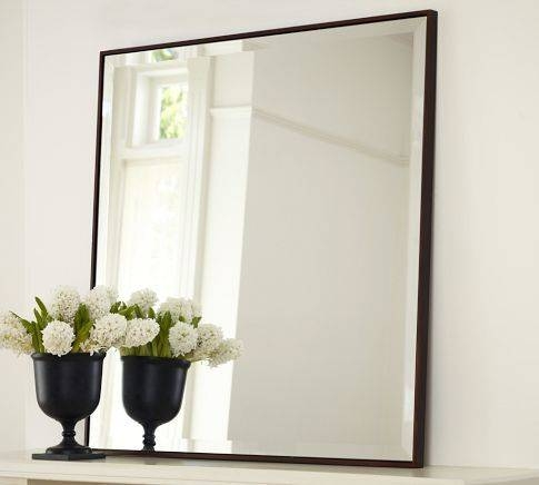 126 Best Mirrors Images On Pinterest | Mirror Mirror, Mirrors And Intended For Large Square Mirrors (#1 of 30)