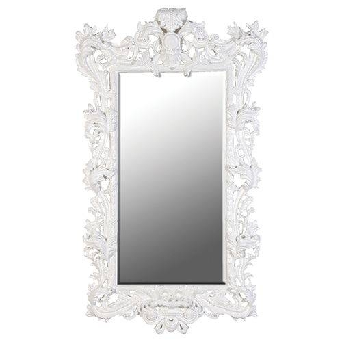 128 Best French, Ornate & Modern Mirrors Images On Pinterest Intended For Large White Rococo Mirrors (#1 of 30)
