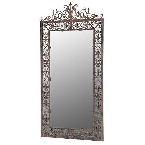 128 Best French, Ornate & Modern Mirrors Images On Pinterest Pertaining To Extra Large Ornate Mirrors (View 1 of 20)
