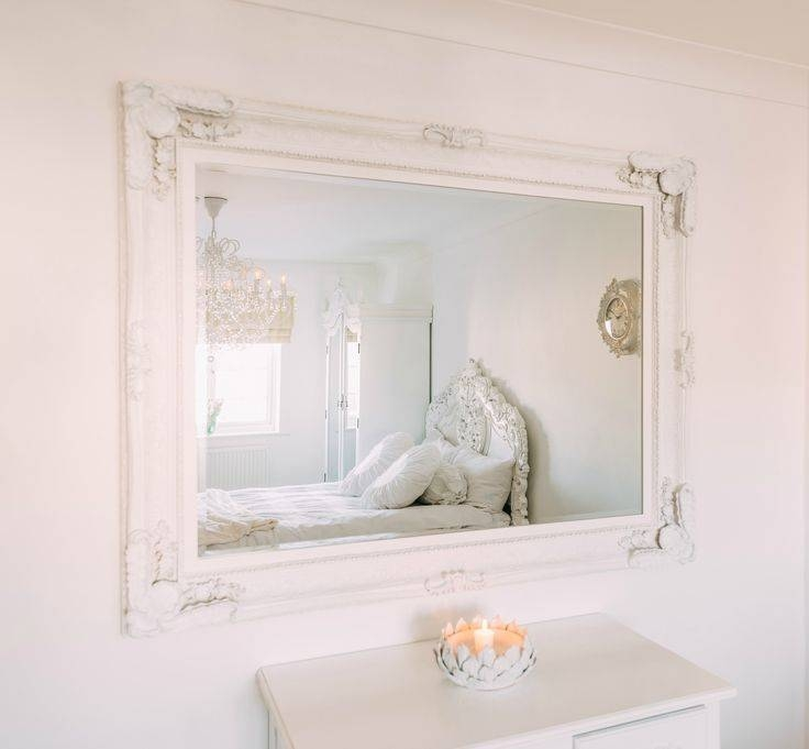 128 Best French, Ornate & Modern Mirrors Images On Pinterest Pertaining To Large White French Mirrors (#2 of 30)