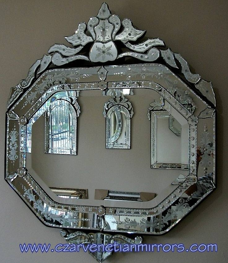 13 Best Venetian Mirrors Images On Pinterest | Venetian Mirrors Throughout Venetian Oval Mirrors (View 4 of 15)