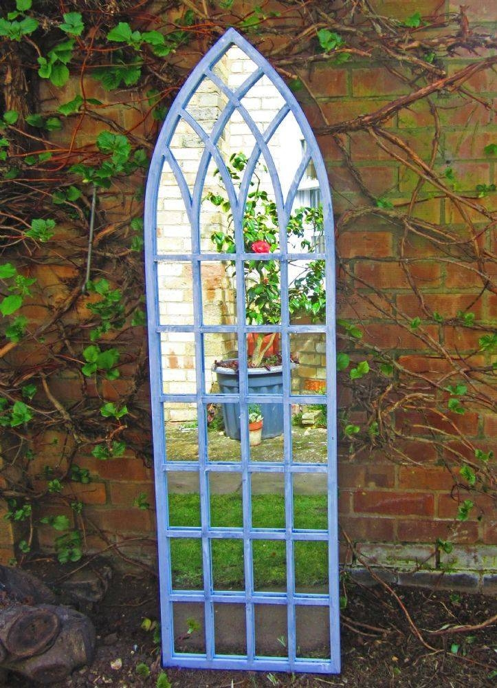 30 collection of gothic garden mirrors