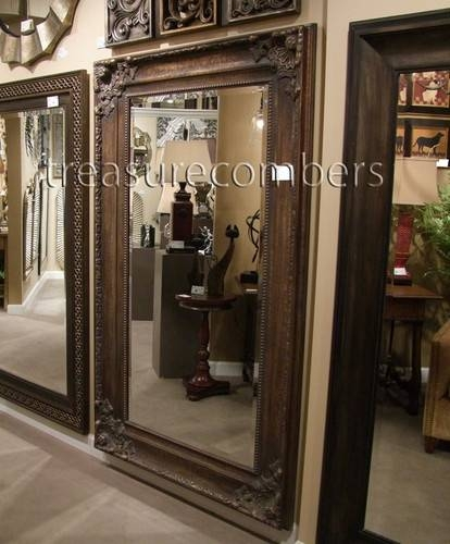 14 Best Mirrors Images On Pinterest | Mirror Mirror, Mirrors And In Large Old Mirrors (View 3 of 30)