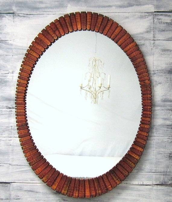 142 Best Decorative Ornate Antique & Vintage Mirrors For Sale Throughout Vintage Mirrors (View 15 of 20)