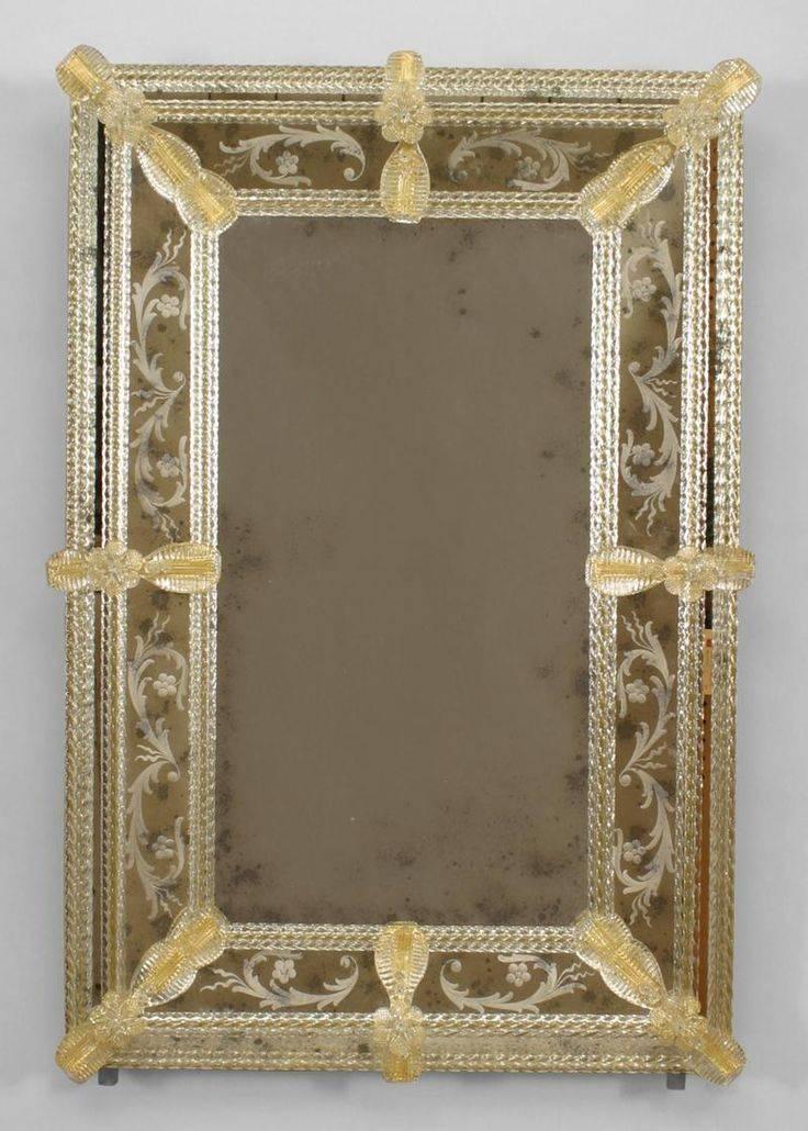 142 Best Venetian Images On Pinterest | Venetian, Venetian Mirrors Regarding Venetian Bubble Mirrors (#2 of 30)