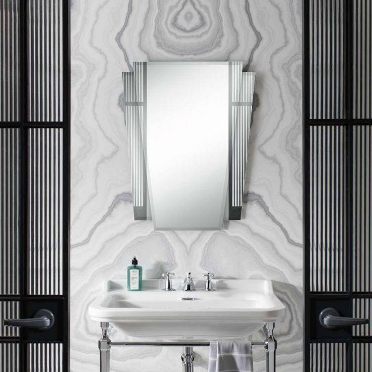 15 Best Bathroom Mirrors Images On Pinterest | Bathroom Mirrors With Regard To Deco Bathroom Mirrors (#3 of 20)