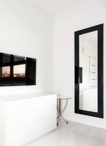 15 Best Black Frames For Mirrors Images On Pinterest   Framed In Black Large Mirrors (#2 of 20)