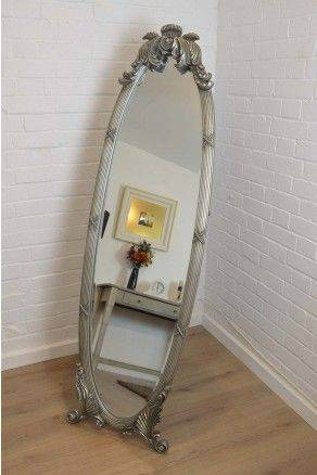 15 Best Cheval/free Standing Mirrors Images On Pinterest | Cheval For Ornate Free Standing Mirrors (#1 of 30)