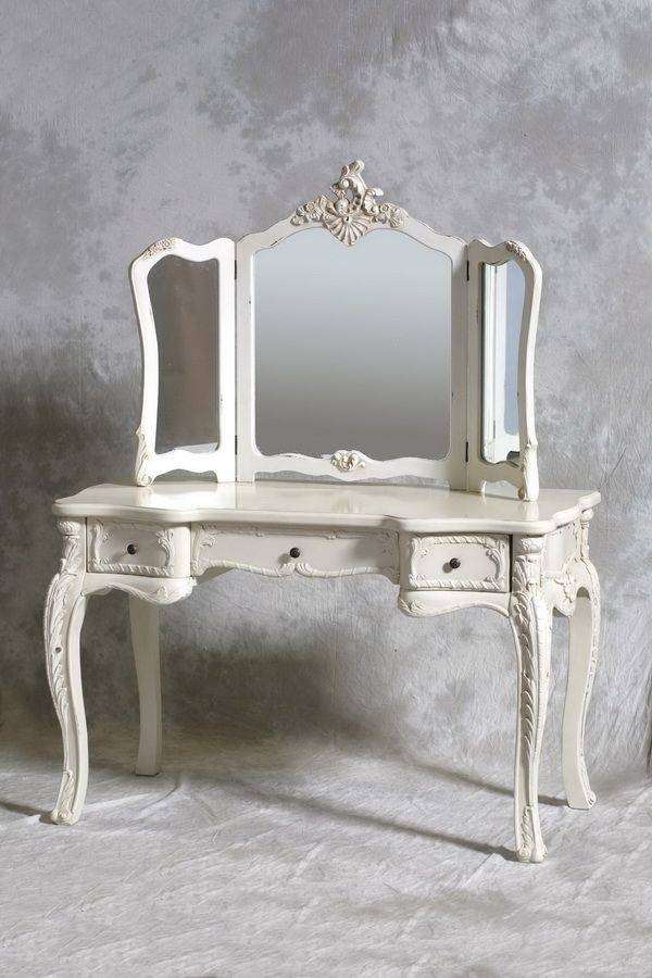 15 Best Dressing Table Mirrors Images On Pinterest | Dressing In Dressing Mirrors (#2 of 20)