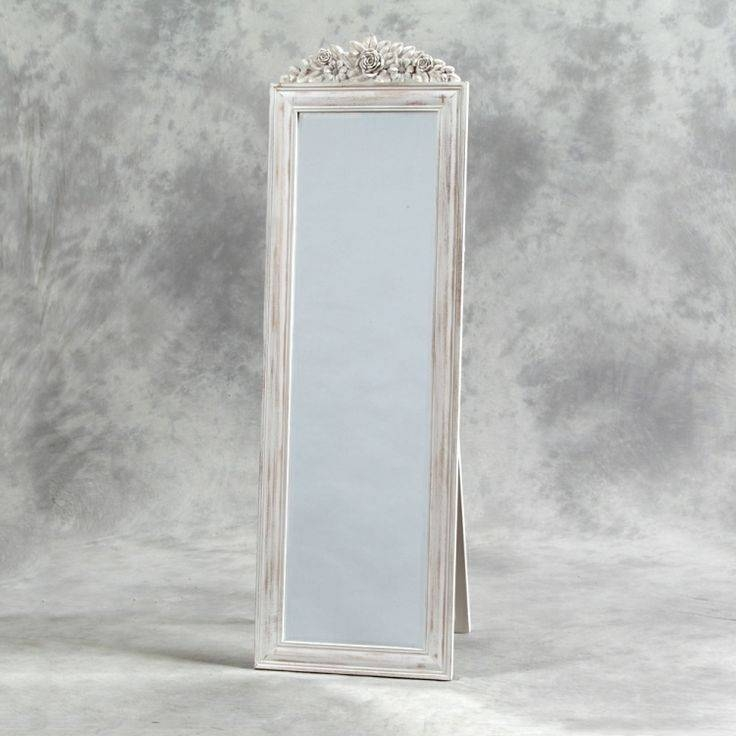 15 Best Mirror Image Images On Pinterest | Mirror Image, Dressing For Shabby Chic Free Standing Mirrors (#5 of 30)