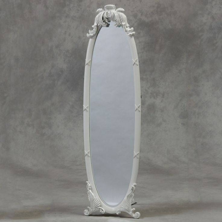 15 Best Mirror Image Images On Pinterest | Mirror Image, Dressing Regarding Shabby Chic Free Standing Mirrors (#6 of 30)