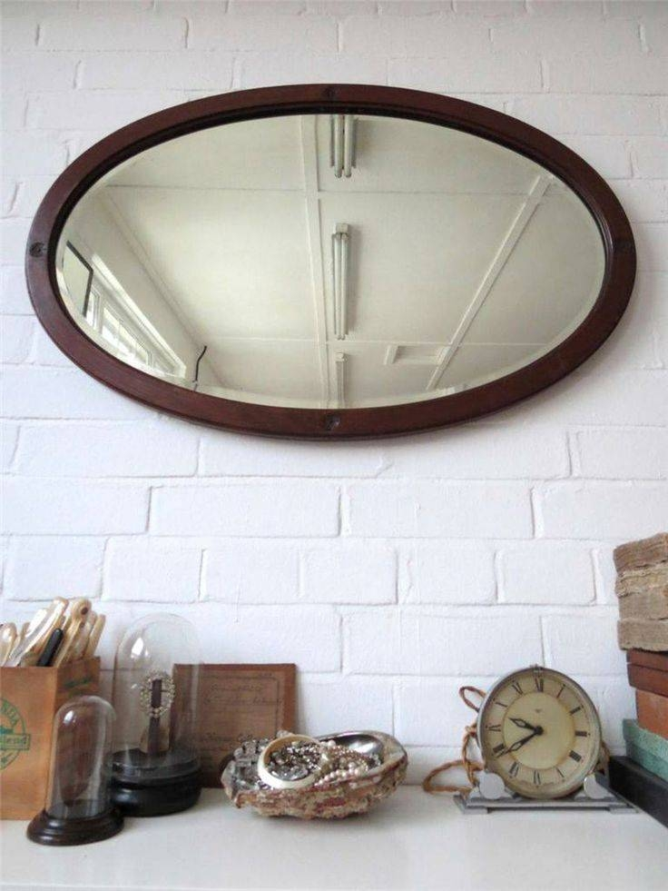15 Best Vintage Mirrors Images On Pinterest | Vintage Mirrors Throughout Large Art Deco Wall Mirrors (#2 of 20)