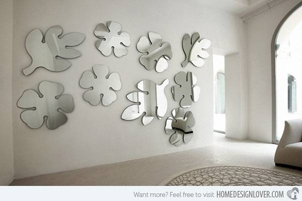 15 Fascinating And Exceptional Modern Mirror Designs | Home Design Inside Modern Contemporary Wall Mirrors (#1 of 15)