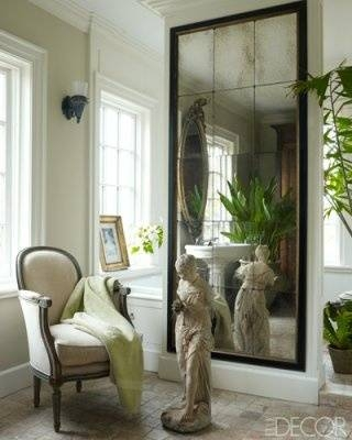 150 Best Mirrors! Images On Pinterest | Mirror Mirror, Vintage Intended For Large Antiqued Mirrors (#1 of 20)