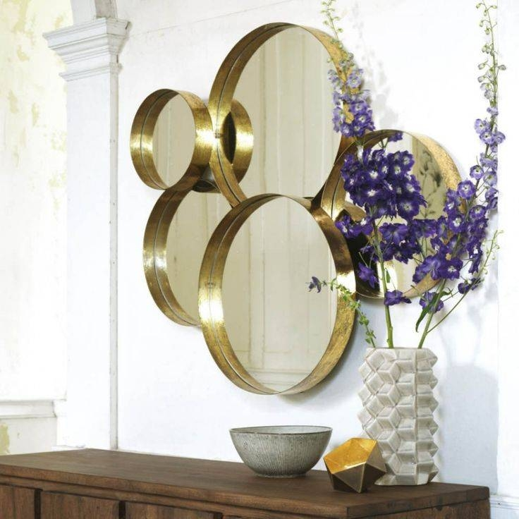 Inspiration About 158 Best Mirror Images On And For Large Previous Photo Round Gold Mirrors