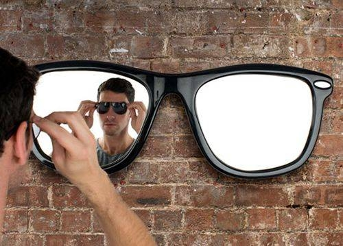 159 Best Mirror Mirror On The Wall Images On Pinterest | Mirror Inside Funky Wall Mirrors (#3 of 30)