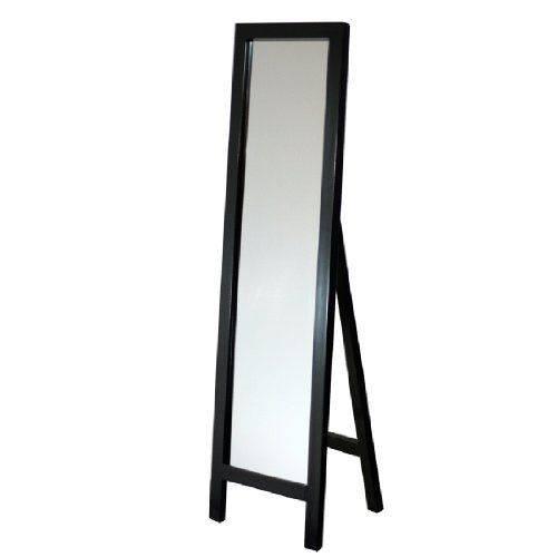 16 Best Mirror Designs Images On Pinterest | Mirror Mirror, Floor Inside Free Standing Black Mirrors (#1 of 30)