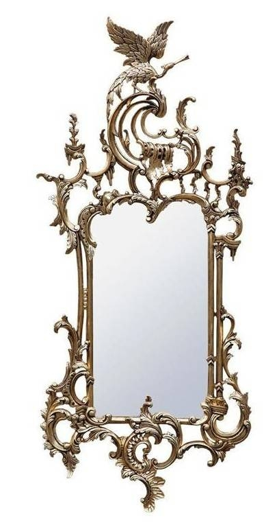 16 Ornate Mirrors For Your Home | Qosy Intended For Elaborate Mirrors (#5 of 30)