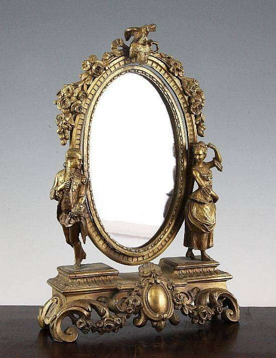 160 Best Antique Shaving Stand Images On Pinterest | Shaving Stand Regarding Vintage Stand Up Mirrors (#3 of 30)