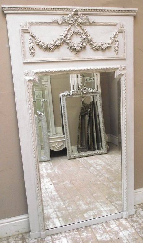 160 Best Mirrors Images On Pinterest | Mirror Mirror, Mirror And In Vintage French Mirrors (#4 of 30)