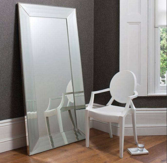 162 Best Mirrors Images On Pinterest   Garth Williams, Deco Wall Within Free Standing Silver Mirrors (#5 of 30)