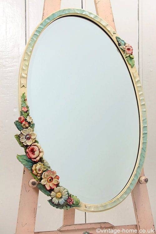 165 Best Mirror Mirror Images On Pinterest | Mirror Mirror In Embellished Mirrors (View 5 of 30)