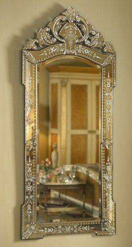167 Best Mirror Mirror Images On Pinterest | Mirror Mirror, Mirror Pertaining To Long Venetian Mirrors (#1 of 20)