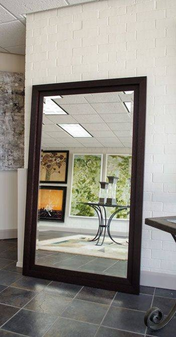 17 Best Brown Frames For Mirrors Images On Pinterest | Framed In Large Brown Mirrors (#3 of 30)