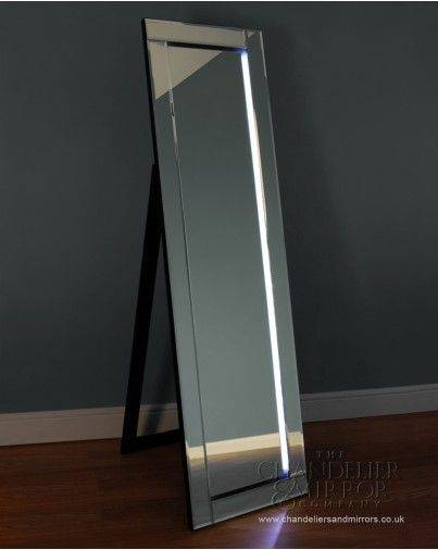 17 Best Mirror Images On Pinterest | Full Length Mirrors, Big Pertaining To Full Length Free Standing Mirrors With Drawer (#4 of 20)