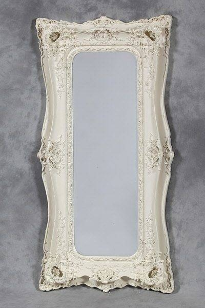 17 Best Mirrors Images On Pinterest | Mirror Mirror, Antique With Regard To Vintage Long Mirrors (#4 of 30)
