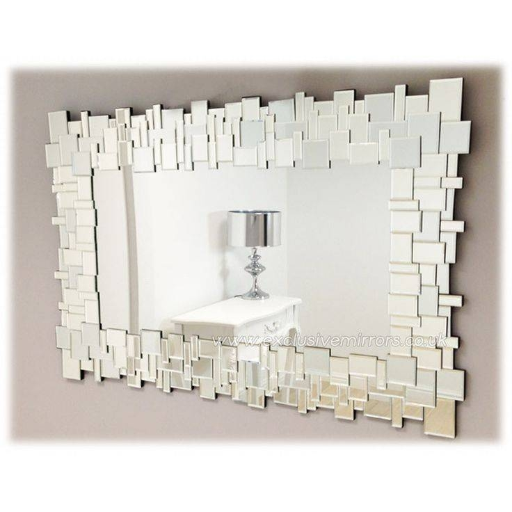 Inspiration about 17 Best Mosaic Mirrors Images On Pinterest | Mosaic Mirrors Throughout Large Funky Mirrors (#15 of 15)