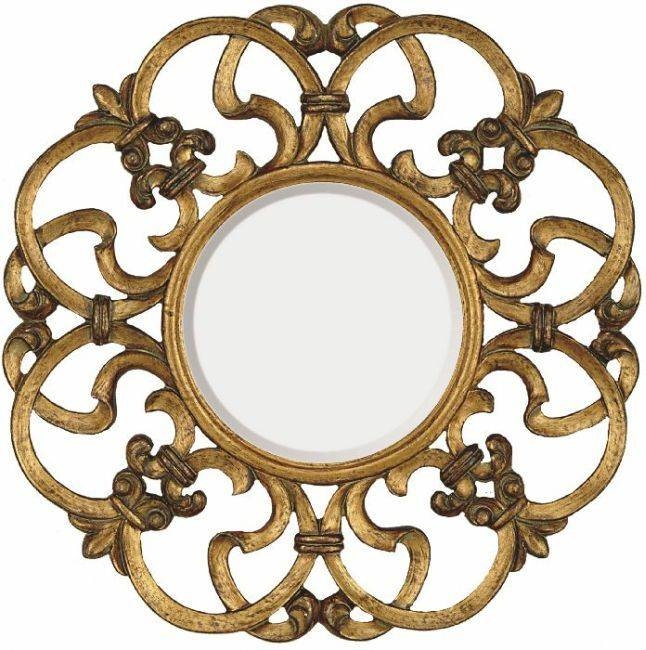 174 Best Decorative Wall Mirrors Images On Pinterest | Decorative For Decorative Round Mirrors (View 30 of 30)