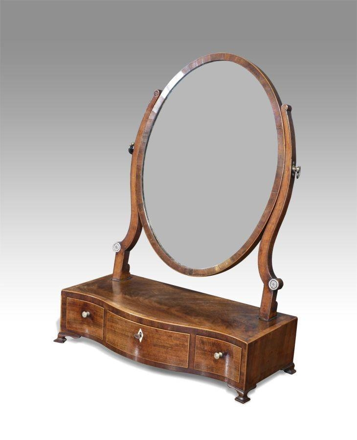 179 Best Antique Mirrors Images On Pinterest | Antique Mirrors In Dressing Mirrors (#3 of 20)