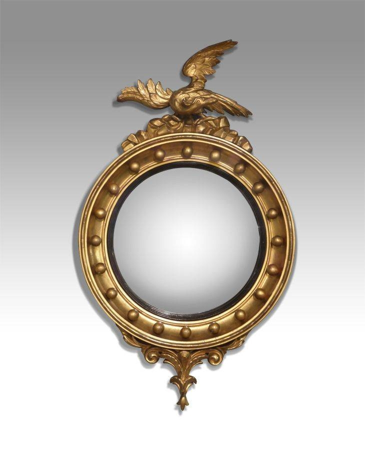179 Best Antique Mirrors Images On Pinterest | Antique Mirrors With Round Convex Wall Mirrors (#2 of 30)