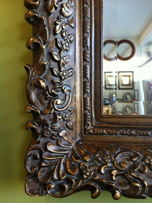 18 Best Madison Salon Images On Pinterest | Architecture, Mirror Intended For Large Bronze Mirrors (View 11 of 30)