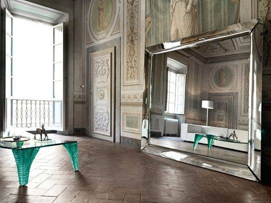 18 Best Oversized Mirrors Images On Pinterest | Mirror Mirror For Huge Floor Mirrors (#1 of 30)