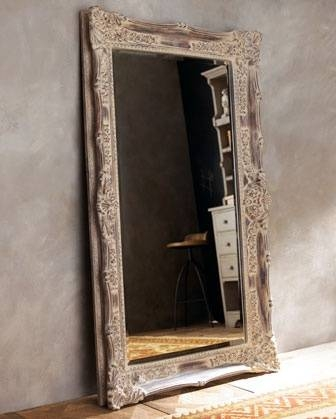 18 Best Standing Floor Mirrors Images On Pinterest | Mirror Mirror In French Floor Mirrors (#3 of 20)