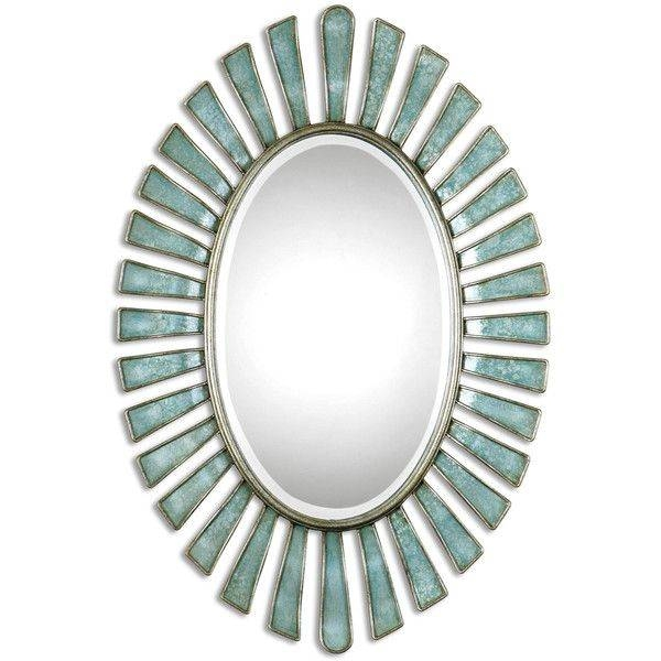 18 Best Wall Mirrors Images On Pinterest | Wall Mirrors, Mirror Intended For Oval Mirrors For Walls (View 19 of 20)