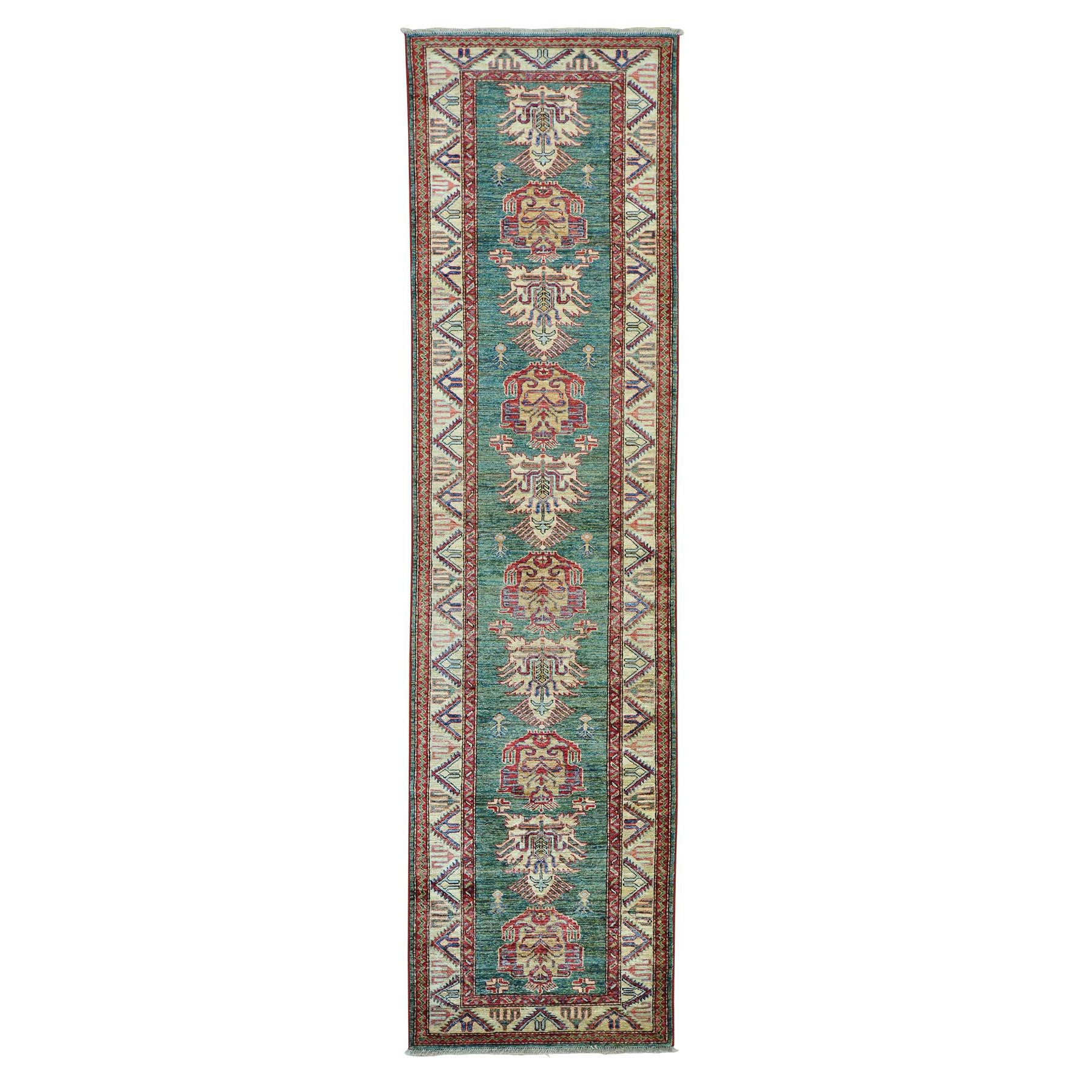 1800getarug Oriental Carpets And Persian Rugs In The Usa For Rug Runners Green (#1 of 20)