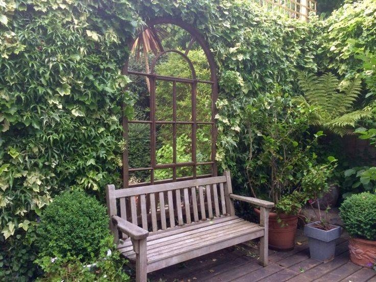 184 Best Outdoor Mirrors Images On Pinterest   Garden Mirrors Throughout Large Garden Mirrors (#4 of 30)
