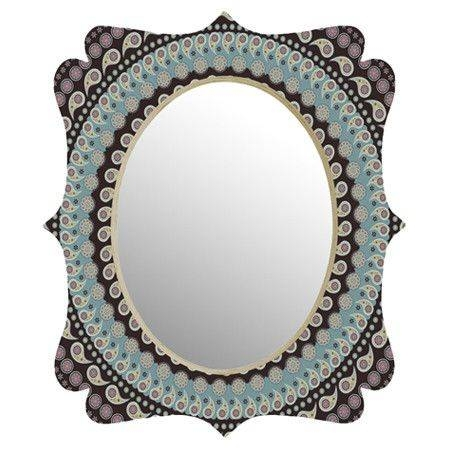 186 Best Fun And Unusual Mirrors Images On Pinterest | Mirror Pertaining To Unusual Wall Mirrors (View 5 of 20)